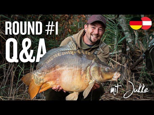 Trakker Q&A Round #1: 19 Fragen an Jukke | Karpfenangeln | Outdoor | Tackle | Angeln