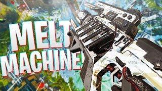 This is Why You HAVE to Use Apex Legends' New Gun! - PS4 Apex Legends