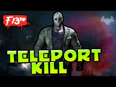 MORD NACH TELEPORT - ♠ FRIDAY THE 13TH: THE GAME ♠ - Deutsch German - Dhalucard