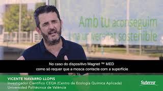 Magnet Med - Para o Controlo da Mosca do Mediterrâneo