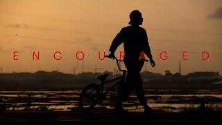 BMX Brought Him Home  Courage Adams Returns to Nigeria in ENCOURAGED
