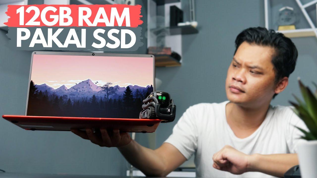 4 Jutaan | Pakai SSD | RAM 12GB | Pesaing Baru Laptop Kelas BPJS ? | Dere R9 Pro