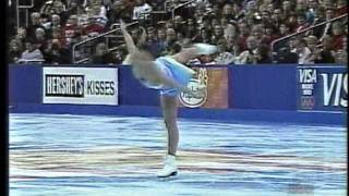 Michelle Kwan 關穎珊  - 1998 United States Figure Skating Championships, Ladies' Free Skate