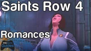 Saints Row 4 - All Romances - Shaundi Asha Pierce Johnny Gat Matt Miller Ben Keith David Kinzie CID