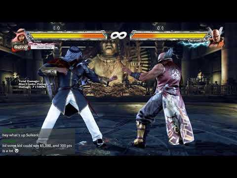Tekken 7 / Online Rank