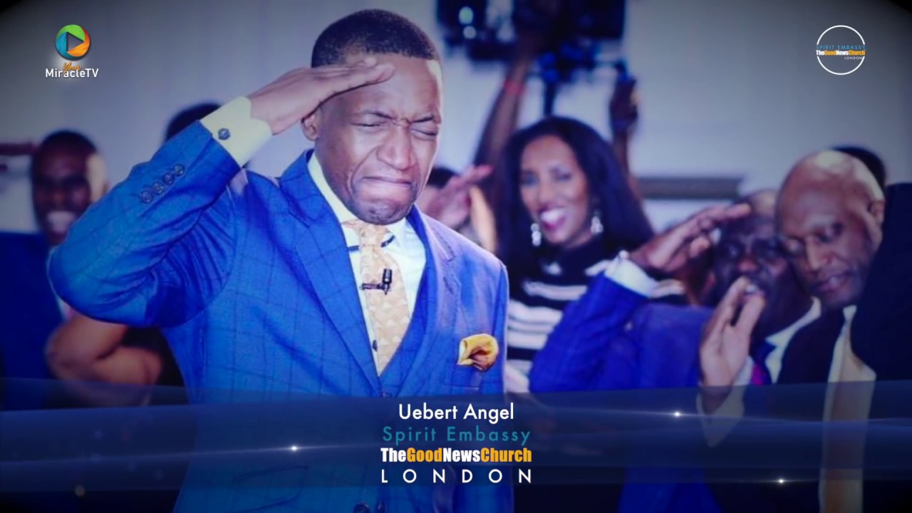 Uebert Angel focusing on teaching nothing but the word of