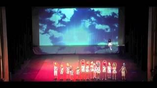 Spectacle danse enfants - La ronde des couleurs