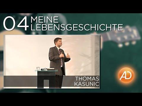 Thomas Kasunic, Meine Lebensgeschichte - Musik, Magie, Großstadtfieber