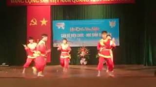 bống bống bang bang , cô tấm ngày xưa flash mob by CDHO17KSTH
