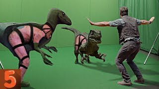 5 Movies Before And After VFX