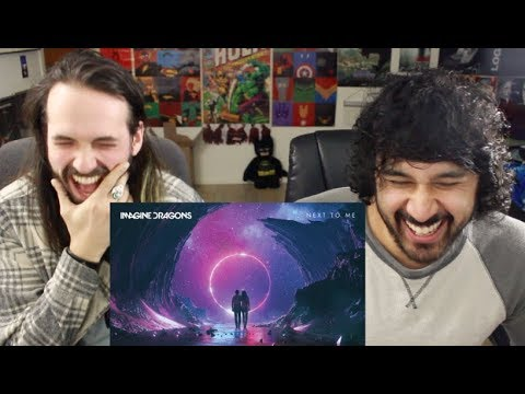 Imagine Dragons NEXT TO ME (Audio) REACTION & THOUGHTS!!!