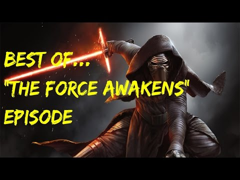 "The ""Star Wars: The Force Awakens"" Episode Clip - Kylo Ren"