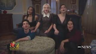 Descendants 2 - After Party - Bloopers