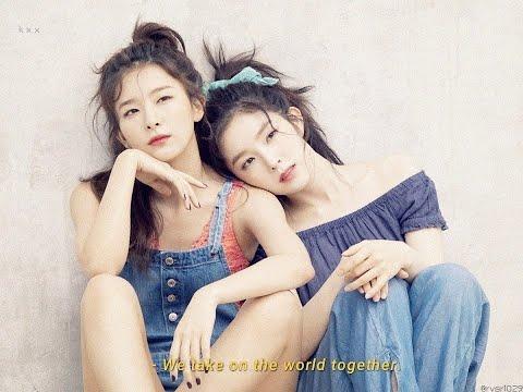 Red Velvet (Seulgi X Irene ) SEULRENE Moments Compilation