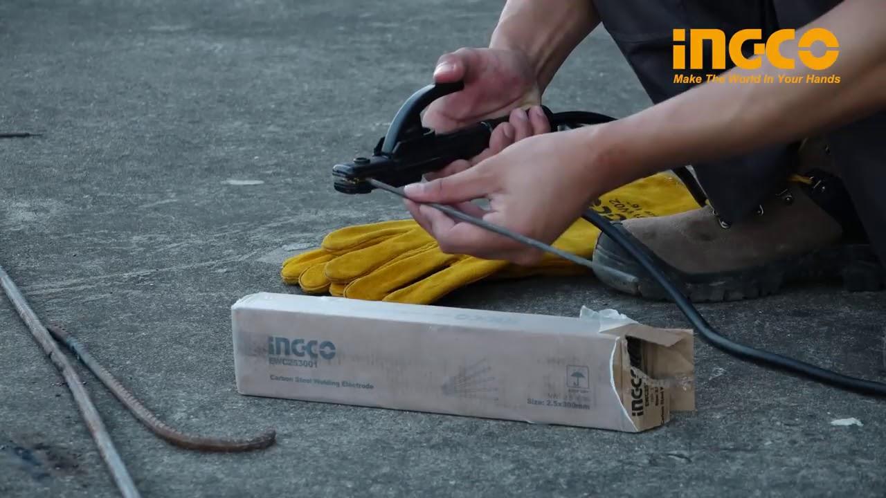 Сварочный аппарат ingco резисторы в сварочном аппарате