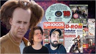 AS CLÁSSICAS REVISTAS CD-ROMS SACANAS