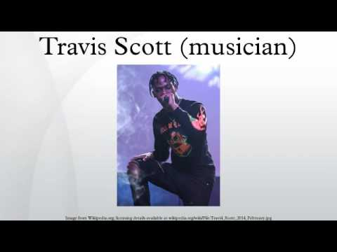 Travis Scott (musician)