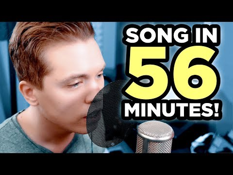 I Tried To Make A Hit Song In 56 Minutes
