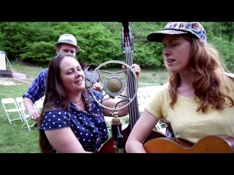 Foghorn Stringband - When I Loved You (live at Merlefest with ETL)