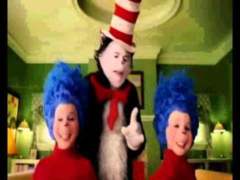 Il Gatto E Il Cappello Matto Coso Uno E Coso Due Youtube
