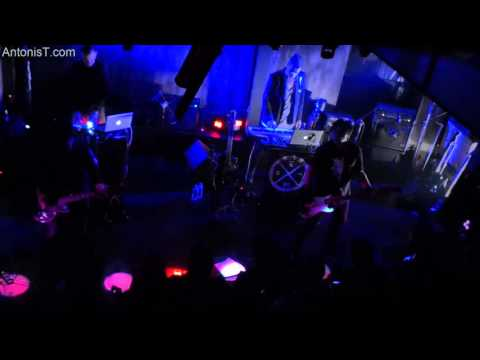CLAN OF XYMOX - A DAY - Live @ Death Disco / Athens - Greece 2016