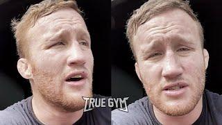 Обещаю сломать Хабибу лицо / Гейджи про бой против Хабиба на UFC 254