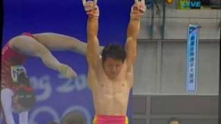 1.奧運金牌選手大匯演(吊環-陳一冰)