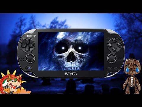 La Triste Y Trágica Historia De La PS Vita ¿Por qué Fracasó? 2017
