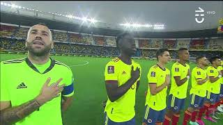 Colombia v. Argentina - Qualifiers FIFA World Cup Qatar 2022