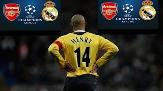 FIFA 16 - Liga mistrů (Semifinále) -  Arsenal FC  vs. Real Madrid