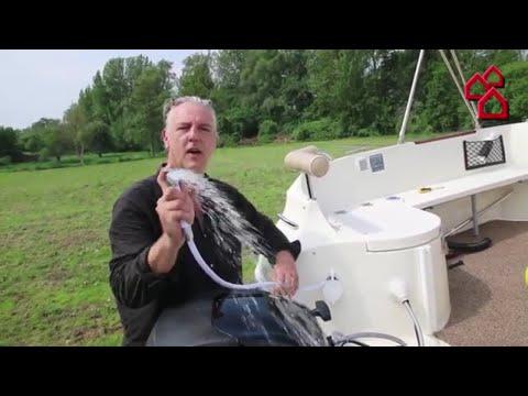 Dusche auf Boot einbauen   BAUHAUS Nautic