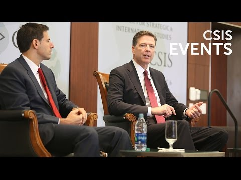 The National Security Division at 10:  James B. Comey Keynote