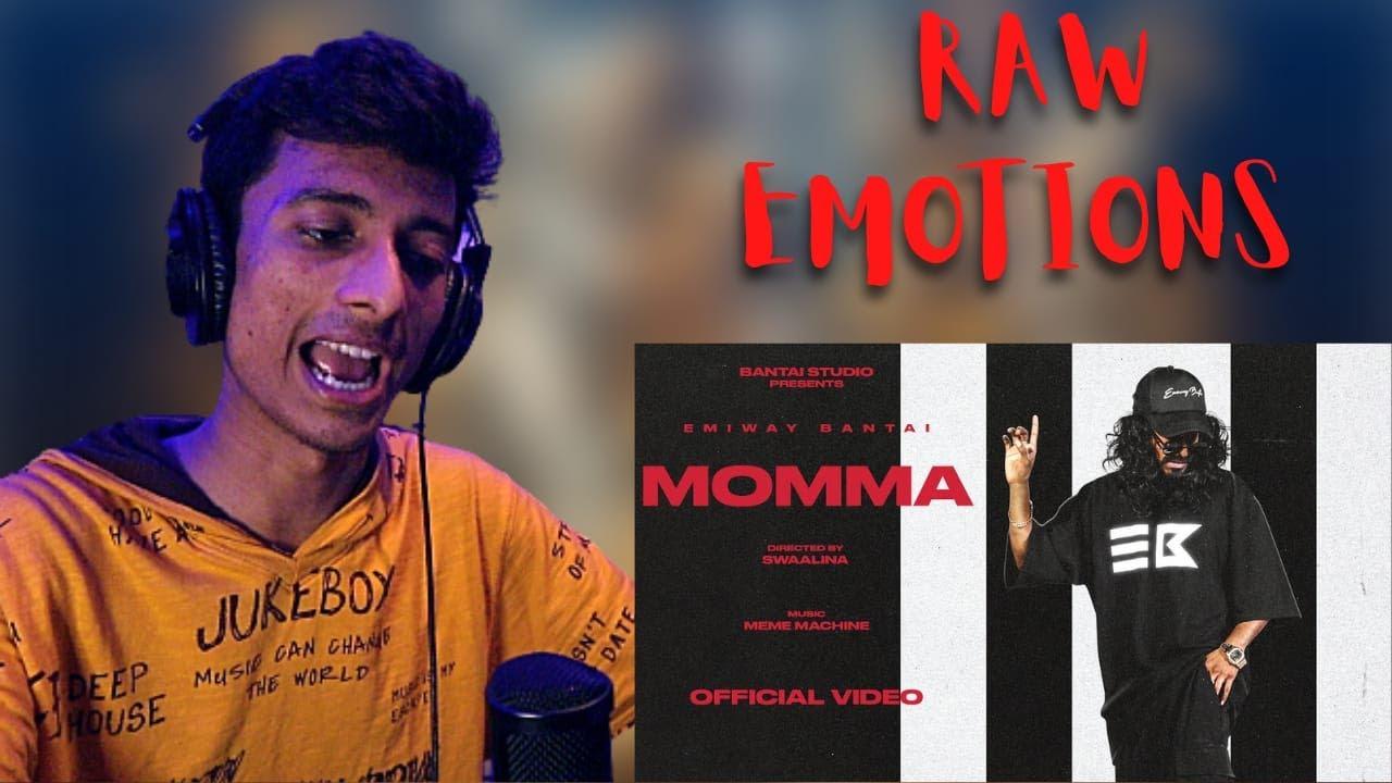 EMIWAY - MOMMA (PROD BY MEME MACHINE) || Big Scratch Bisects