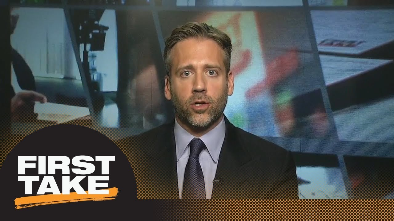 Max: Warriors not coming out of Western Conference without Steph Curry | First Take | ESPN