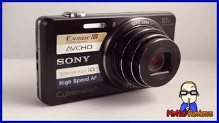 Sony WX100 / WX150 Cyber-Shot Camera | Unboxing & Review | MyKeyReviews