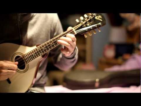 Mandolin tunes. Monaghan (Irish jig)