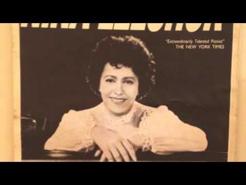Nina Lelchuk - Schumann Piano Concerto I mov