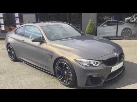 Bmw M4 3 0 Dct Coupe Youtube