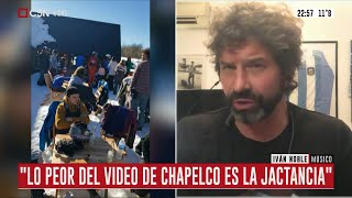 Entrevista a IVÁN NOBLE en Esto Recién Empieza con Darío Gannio