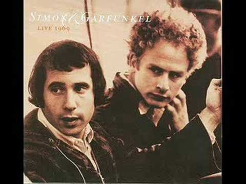 Simon and Garfunkel - Kathy's Song (Live 1969)