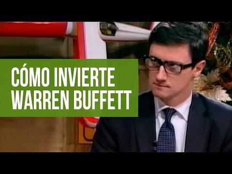 Cómo Invierte Warren Buffett