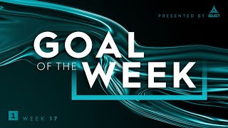 USL League One Goal of the Week Nominees Presented by Select | Week 17