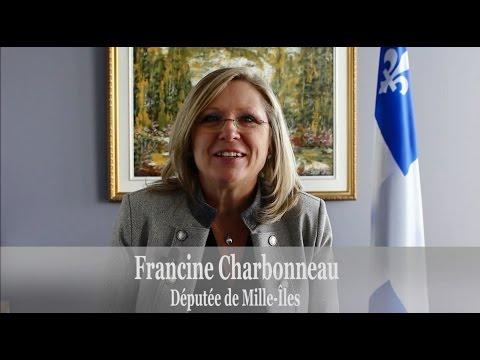 Bilan du mois de mars 2017 de Francine Charbonneau
