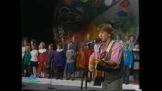 """Teil 2/4 - Rolf Zuckowski - Live 1992 """"Winterkinder"""", Stade"""