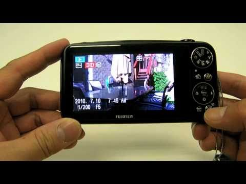 Fuji Guys - FinePix REAL 3D W3 Part 3 - Top Features