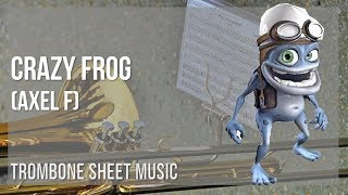 How To Play Crazy Frog Axel F By Harold Faltermeyer On The