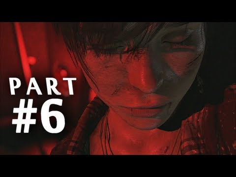Beyond Two Souls Gameplay Walkthrough Part 6 - The Condenser