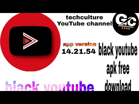 black youtube download black youtube apk free download tech in kunal