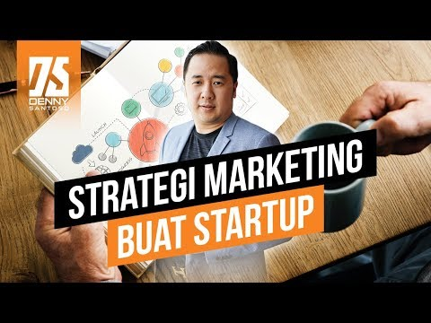 Strategi Marketing Untuk Bisnis Pemula - Denny Santoso Mengisi x Gojek Startup Academy