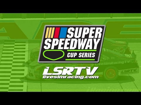 1. Superspeedway 500 // Superspeedway Cup Series